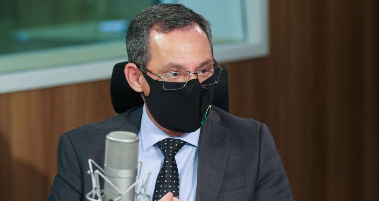 José Mauro Coelho, secretário de Petróleo, Gás Natural e Biocombustíveis do MME (Imagem: Fábio Pozzebom/Agência Brasil)