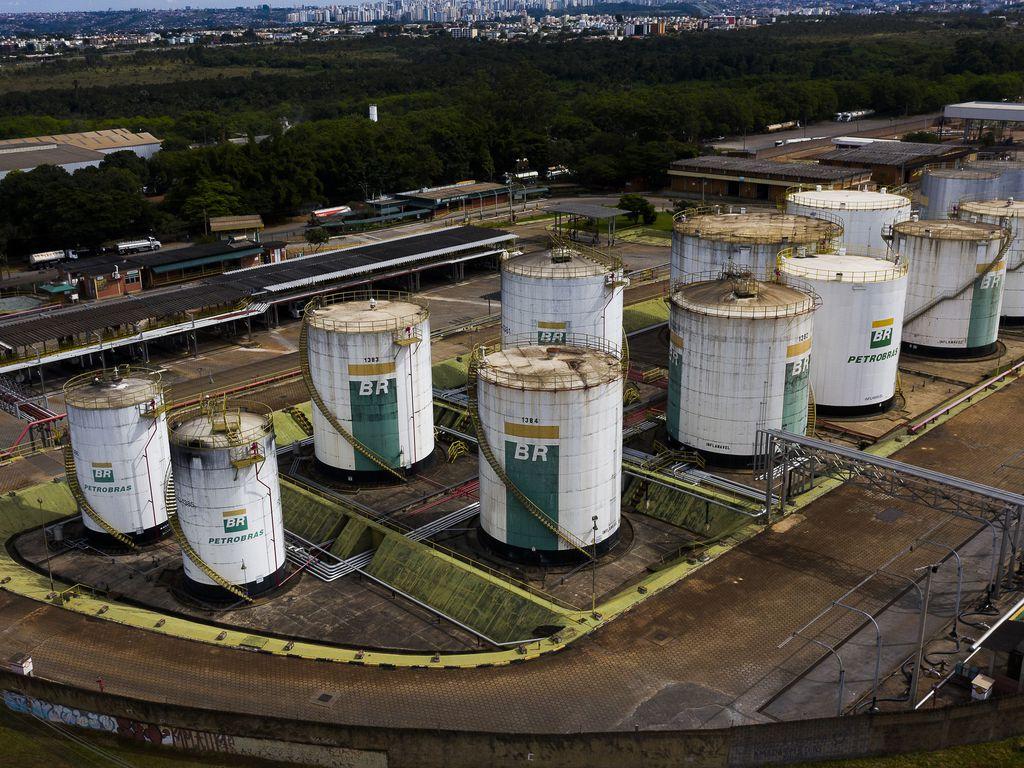 gás petróleo petrobrás energia