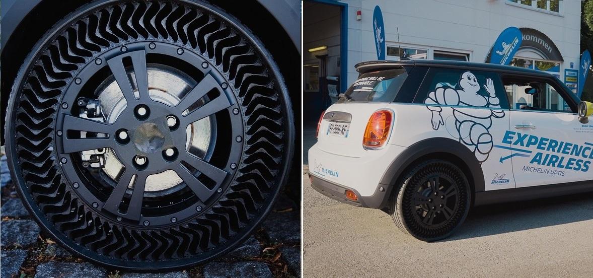 Michelin pneu sem camara ar meio ambiente