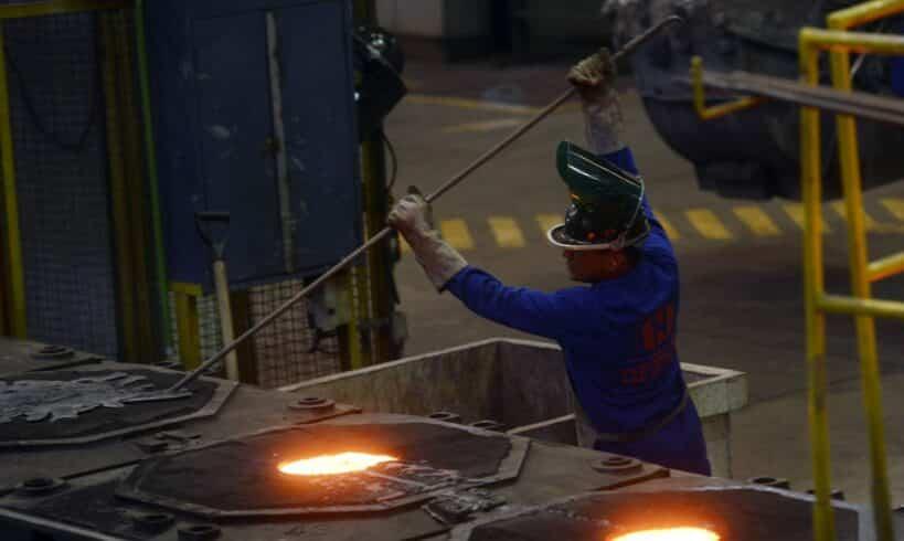 indústria, aço, indústria do aço, empregos