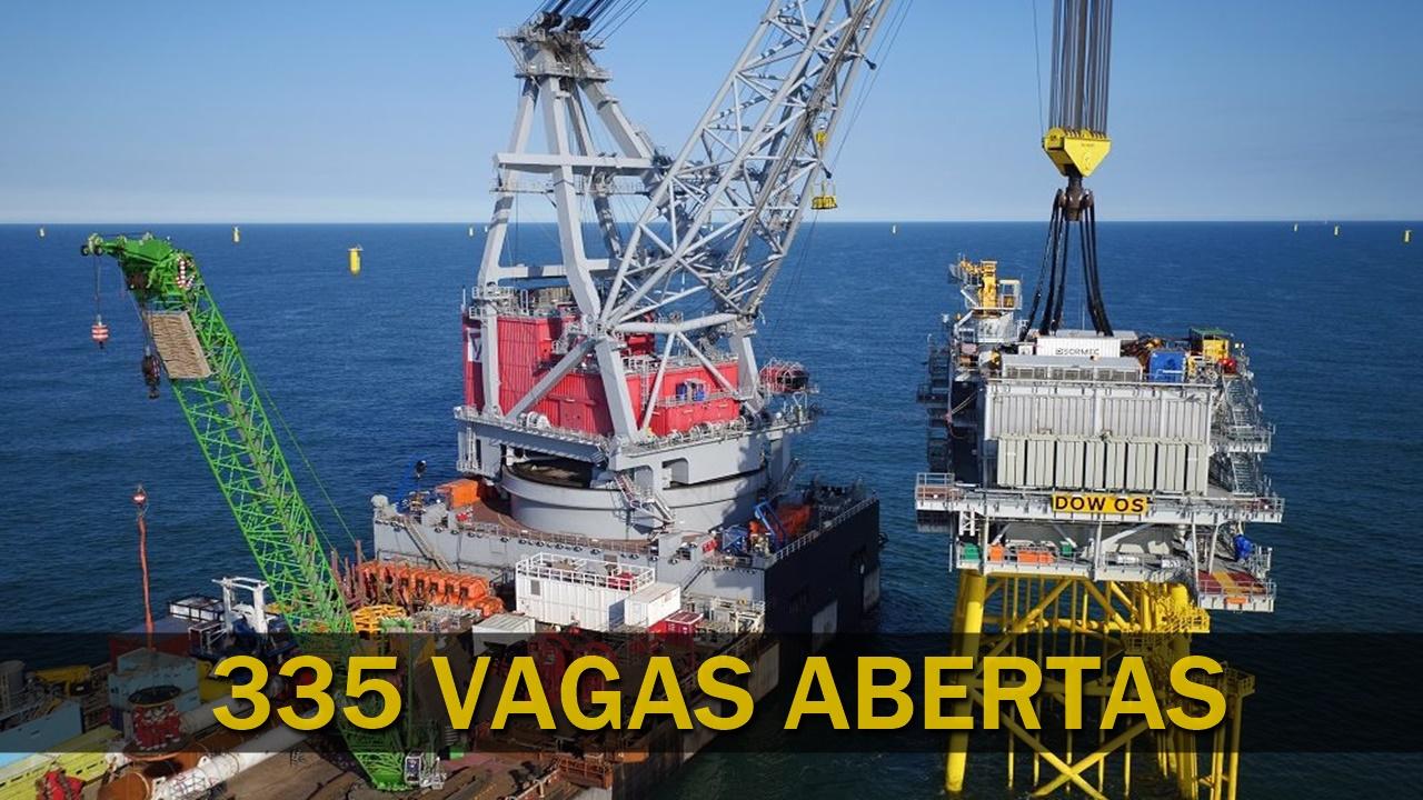 emprego - vagas - técnico -mineração - celulose - vagas offshore - rj - macaé - es - portos - estaleiros - ensino fundamental