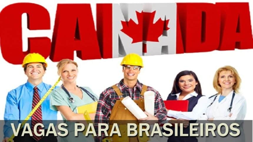 emprego - canadá