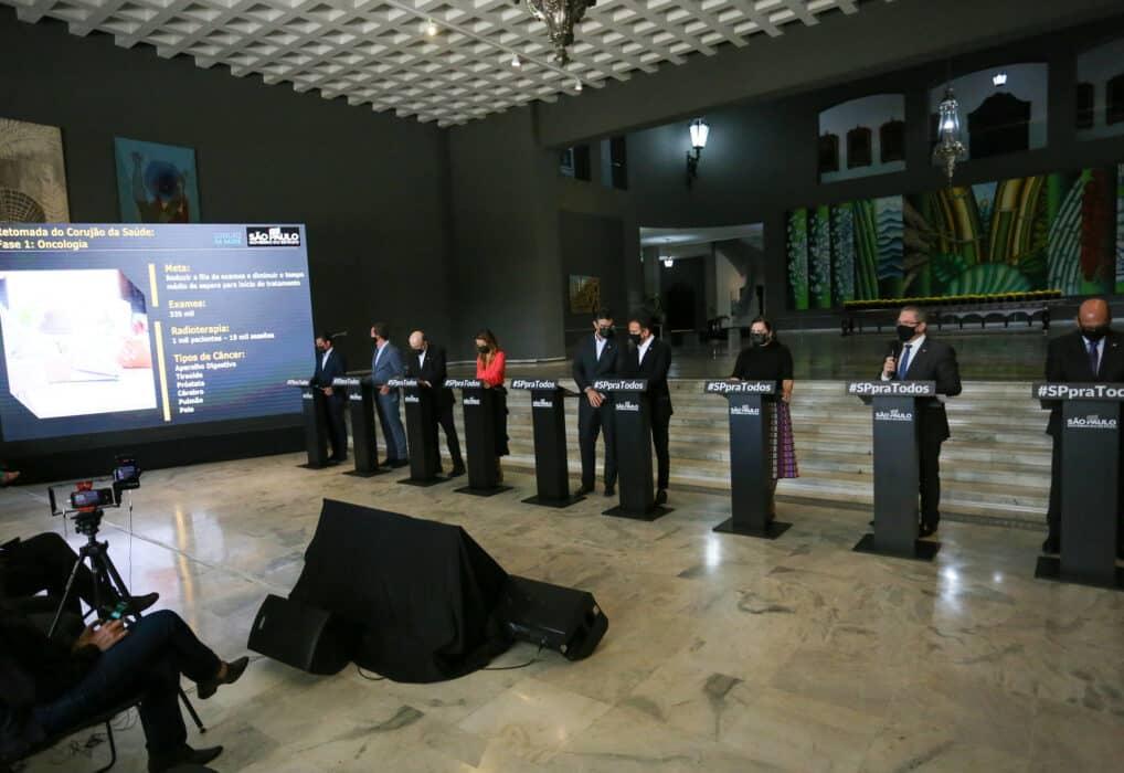 ICMS, Petróleo e gás, São Paulo, Empregos