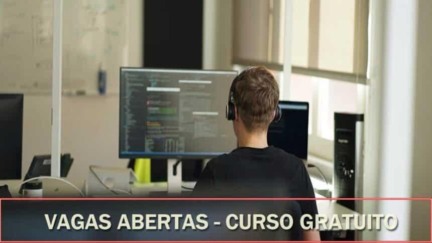 curso - vagas - qualificação profissional - curso gratuito com certificado - alura - programação - tecnologia