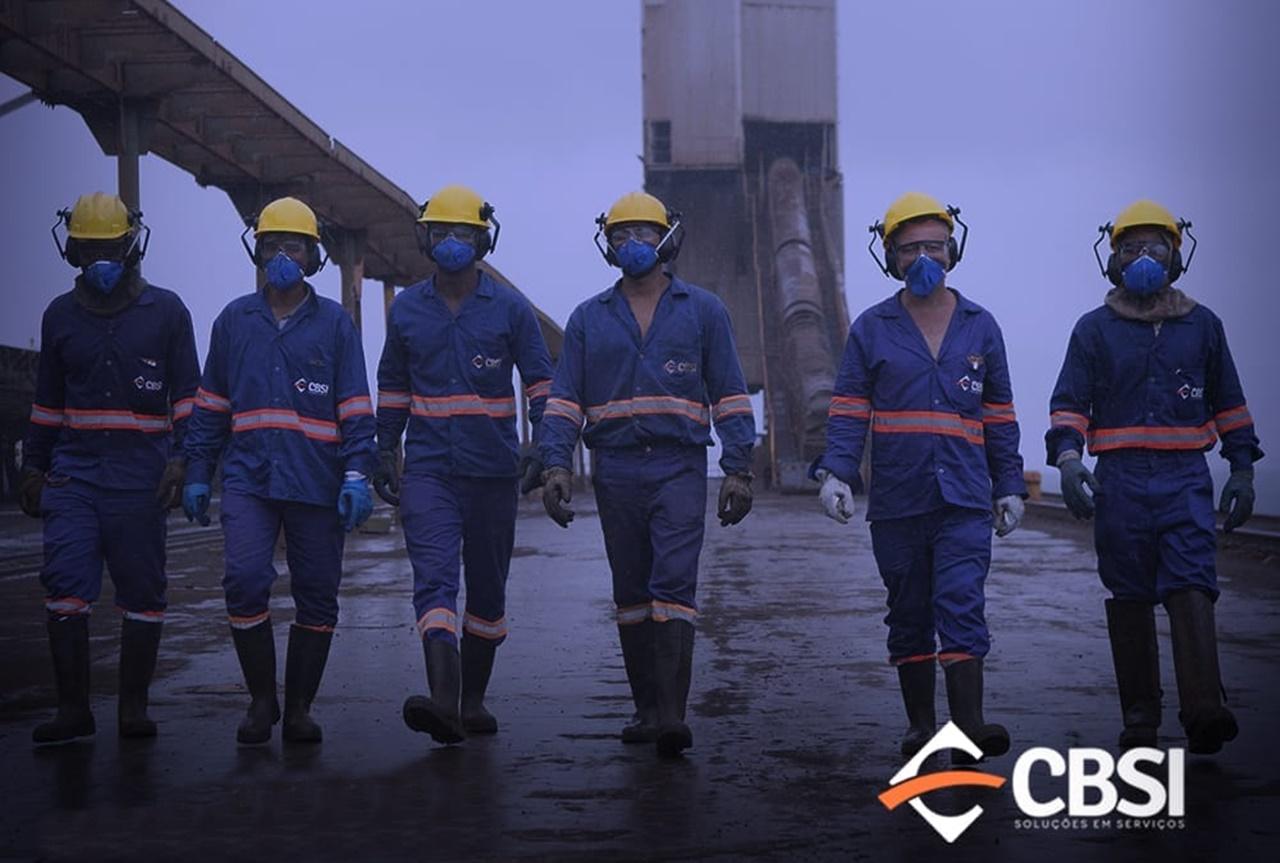 vagas - emprego - CBSI - RJ - SP - MG - mecânico - técnico - indústria - engenheiro - ajudante - líder - encarregado - montador de andaime