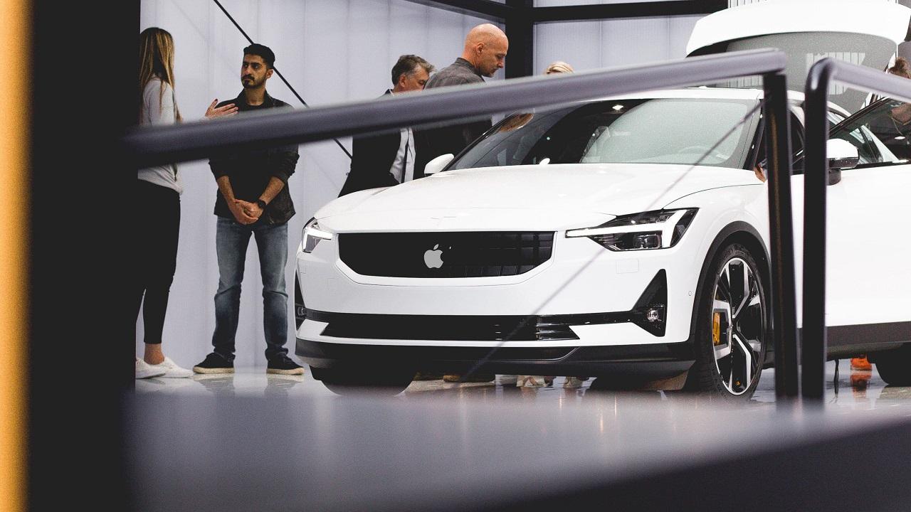 Apple - LG -Toyota - SK Group - carro elétrico