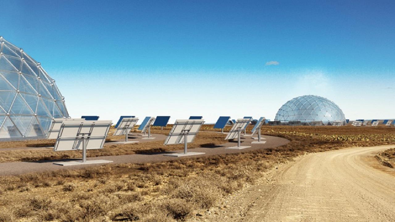 Arábia Saudita - energia solar - usina solar - água do mar