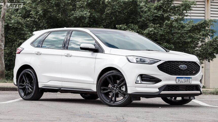 Ford - multinacional - concessionarias - Ecosport-Ford -Ka-Sedan - Ford-Edge