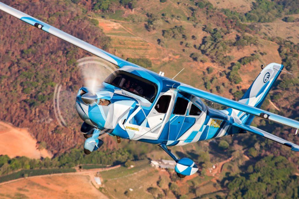 Fábrica – aviões – Ceará