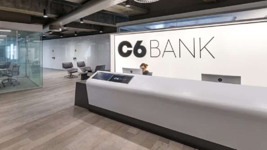 Banco digital - C6 Bank - vagas de emprego - home office - oportunidades