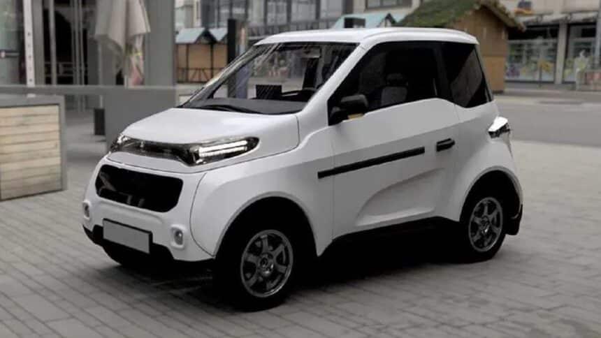 Carro elétrico - autonomia - Rússia - carro mas barato do mundo