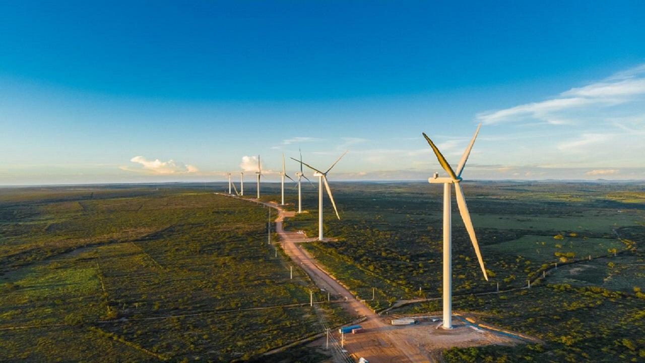 Casa dos Ventos - Unigel - energia eólica - Bahia