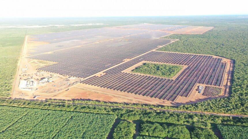 Ceará - energia solar - usinas