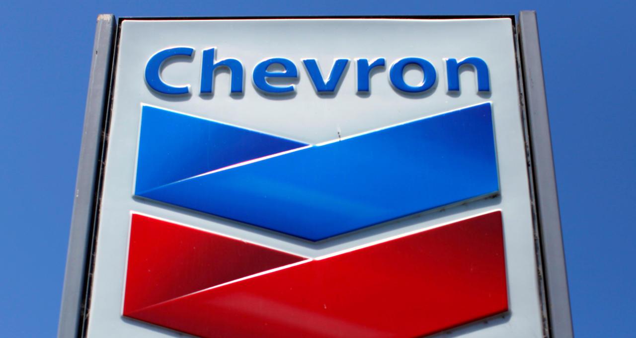 Chevron – projetos – energia renovável