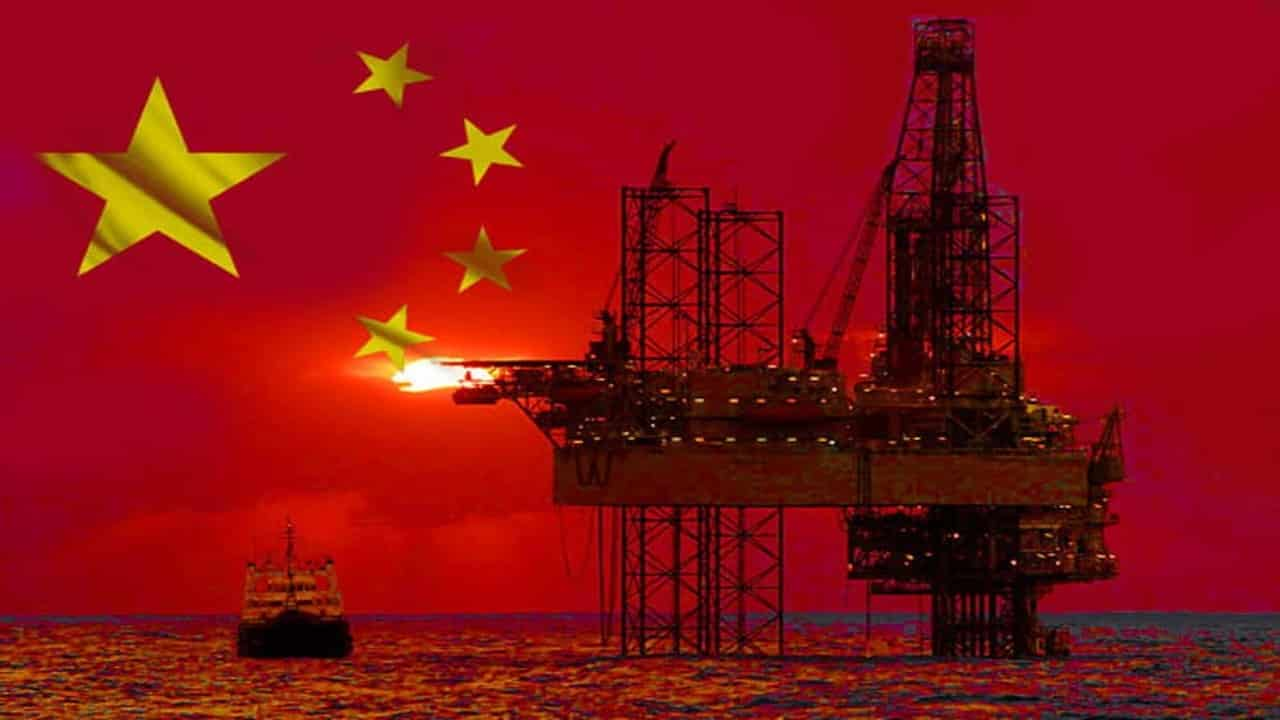 china - chineses - petróleo - brend - eua -