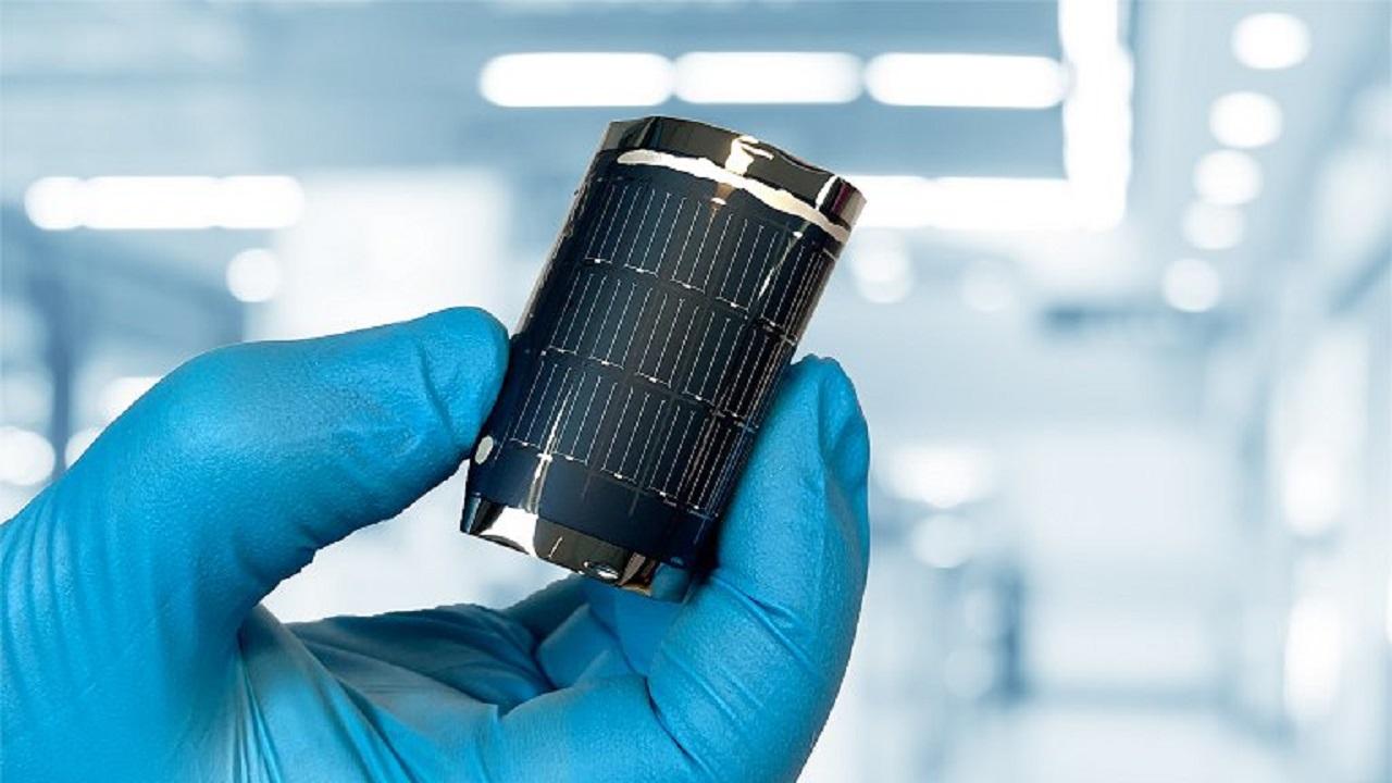 Cientistas - células solares - energia solar - painéis solares -