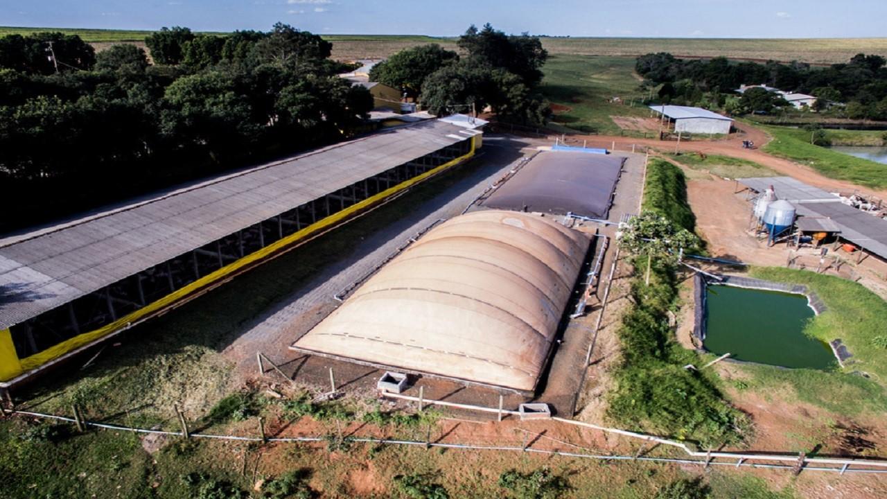 Copel - Itaipu - usina - Paraná - biogás - energia