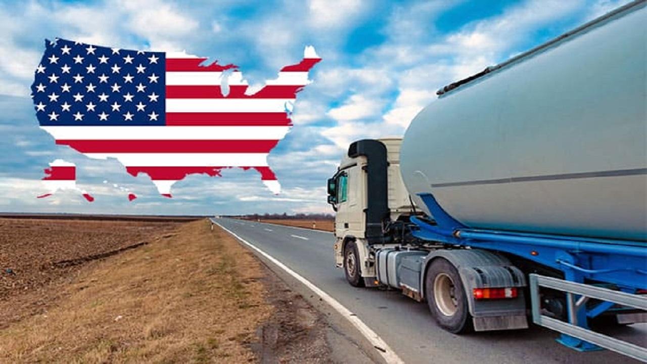 EUA - caminhoneiros - motoristas - trabalhar