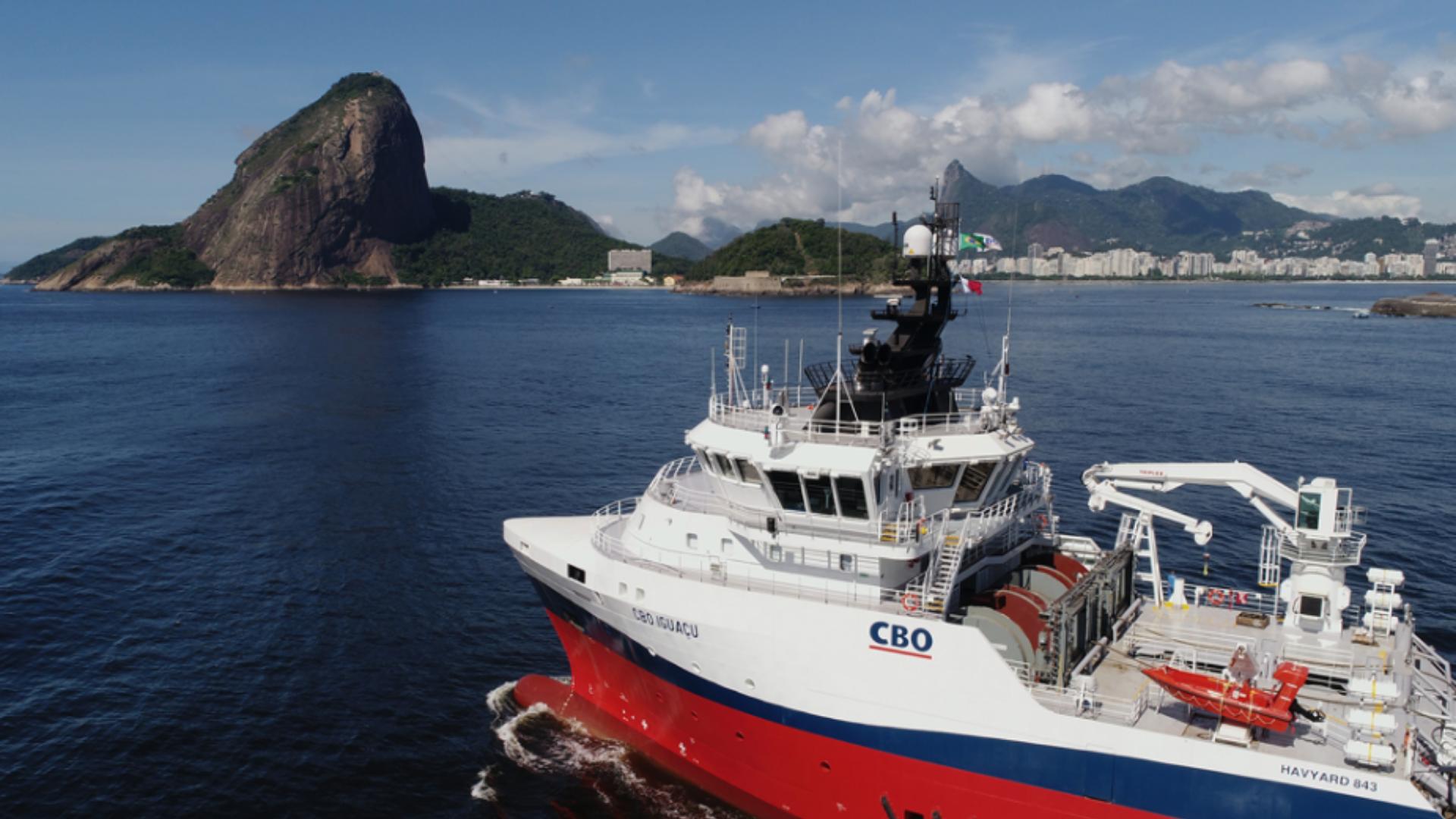 Grupo CBO – navios – marítimo