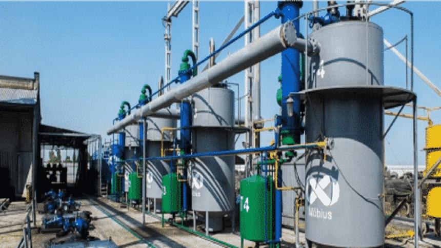 Alemã - empresa - reciclagem - usina a- resíduos sólidos