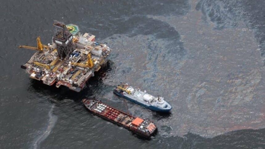 petróleo - absorção de petróleo - acidentes com petróleo - eua - biosolvit - bioblue