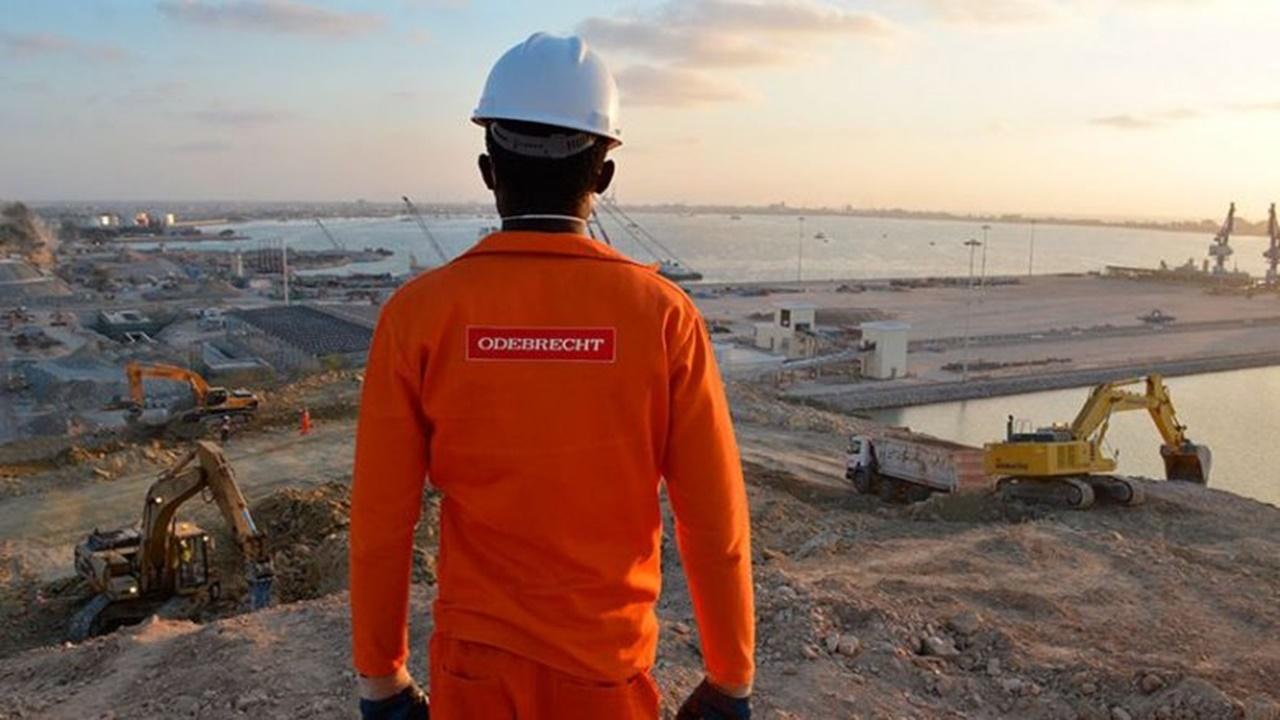 odebrecht - emprego - oec - obras - construção - angola