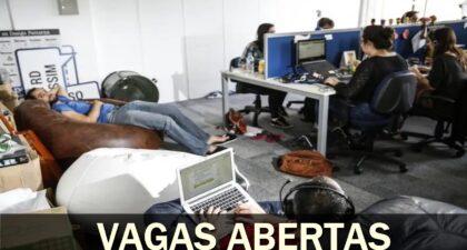 home office - vagas de emprego - trabalho remoto - trabalhar em casa