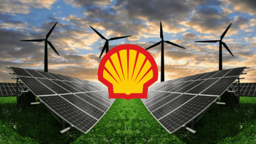 Shell – projetos – energia