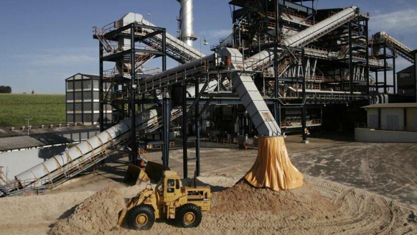 Usina – biomassa – Rio Grande do Sul