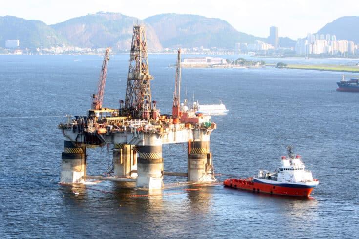 Petróleo – Santa Catarina – ANP