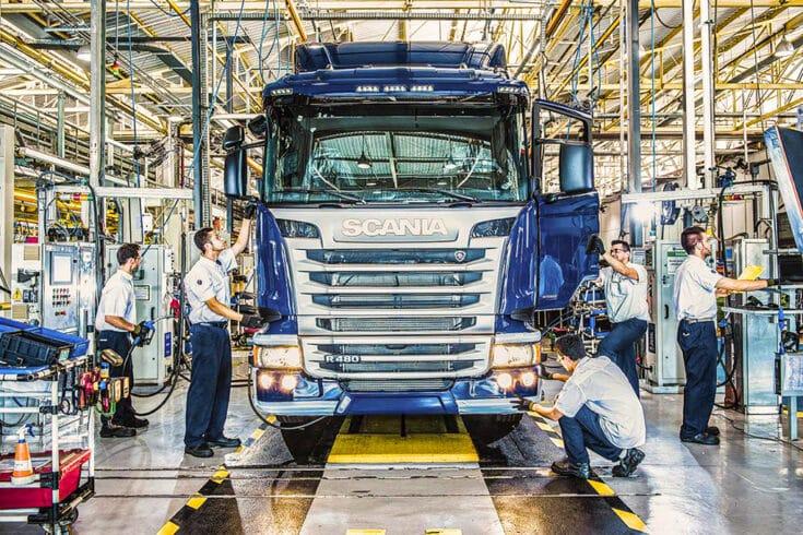 Emprego – vagas de emprego – Scania