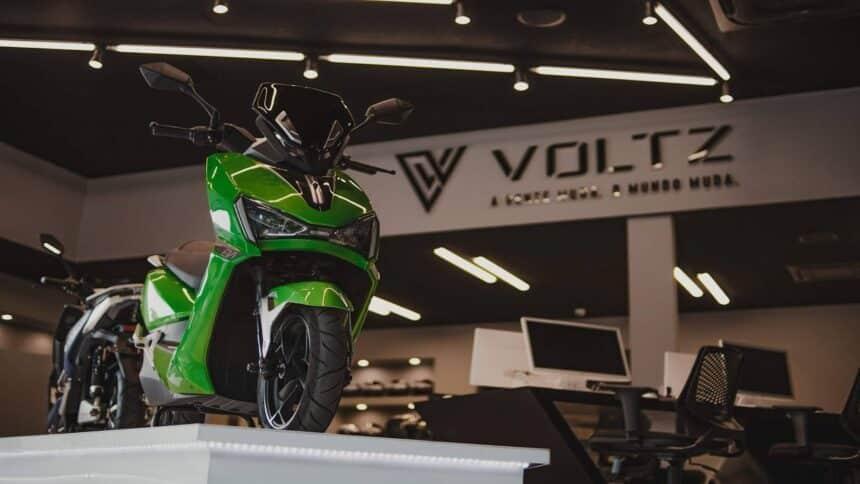 Motos elétricas - Voltz - Bahia - salvador - fabricante