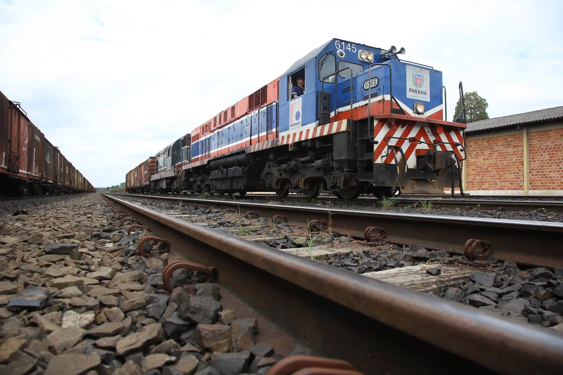 Ferrovias – projetos – governo