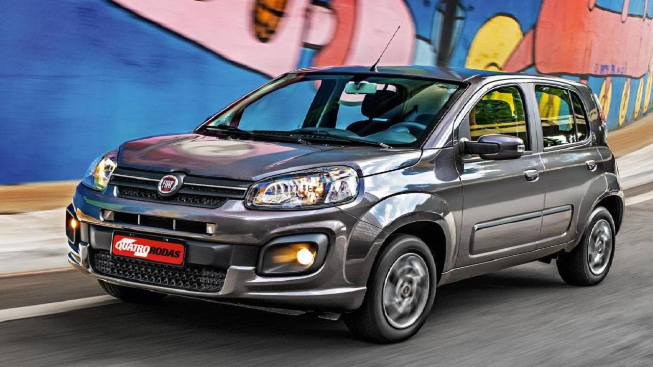 Fiat - Fiat Uno - indústria automotiva -