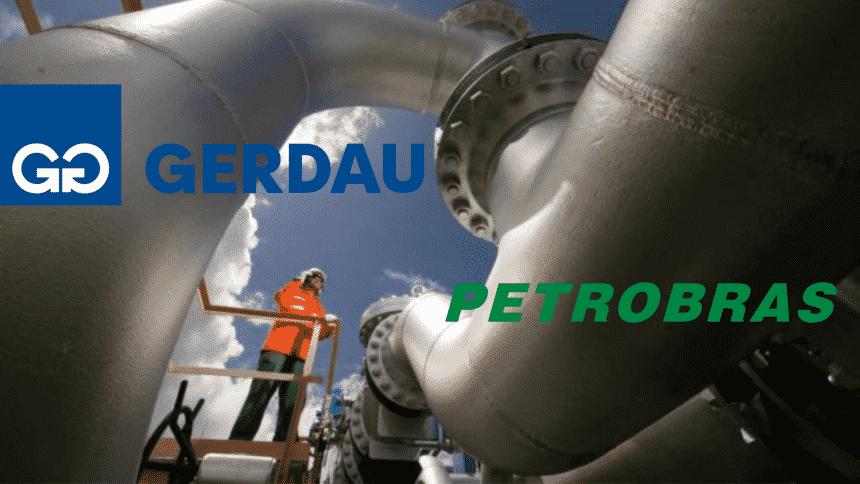 Gerdau – Petrobras – gás natural