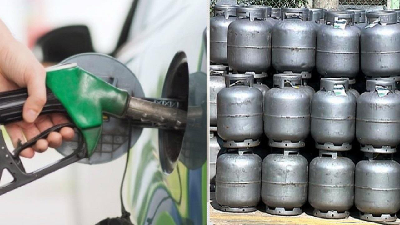 gasolina - gás de cozinha - etanol - consumidores