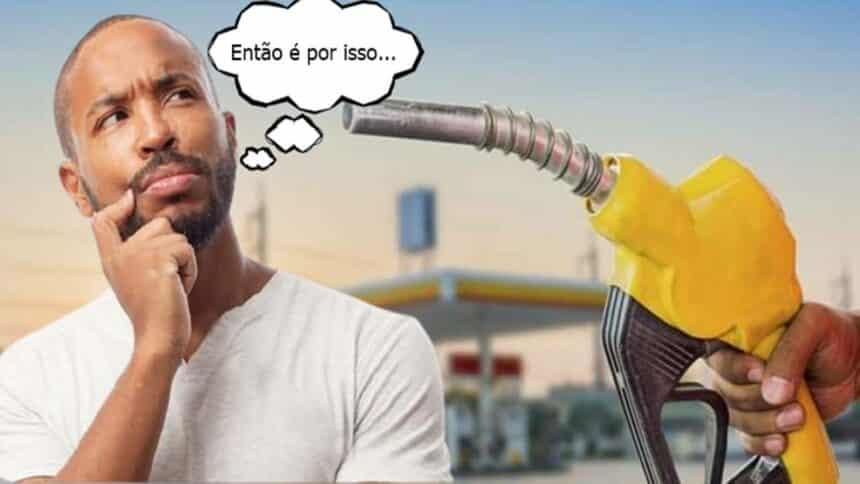 Gasolina preços combustíveis petróleo refinaria Petrobras