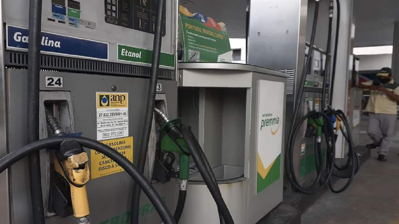 RJ - governador - ICMS - combustíveis - gasolina - diesel - etanol