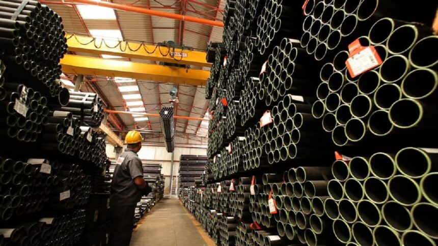 Grupo Açotubo - siderurgia - siderúrgico - tecnologia