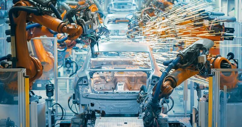 Industria automobilística - semicondutores - consumidor
