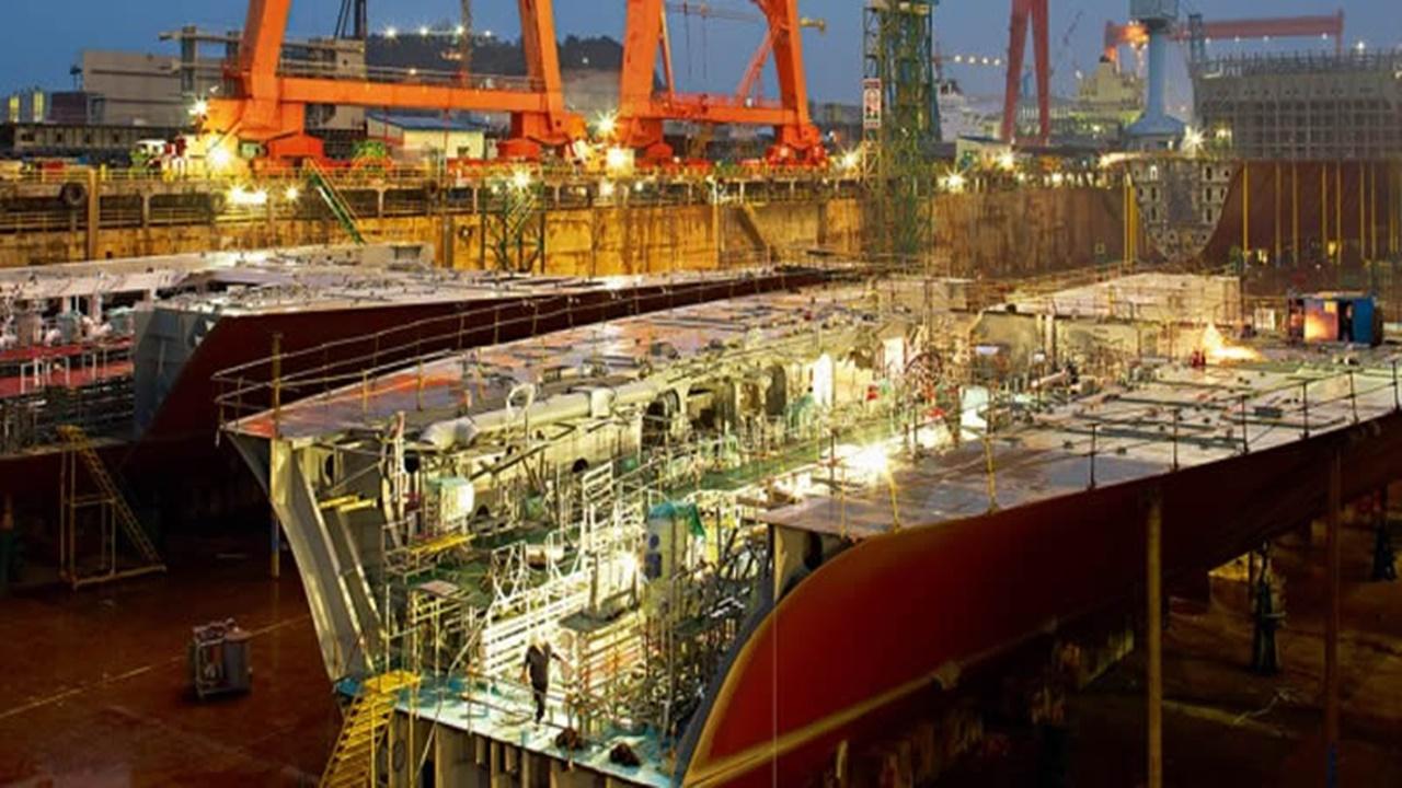 naval - alumínio - preço - siderúrgica - metalúrgicas - emprego - construção - obras
