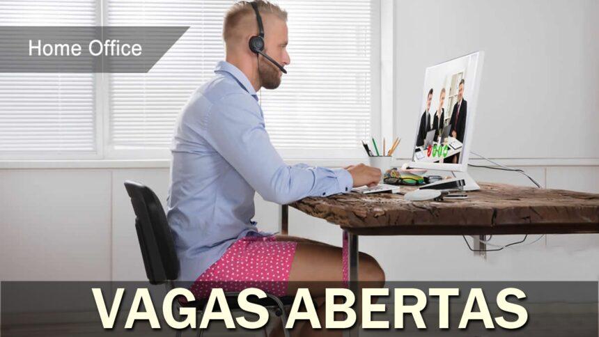 home office - emprego - vagas - são paulo - técnico - ensino médio - tecnologia