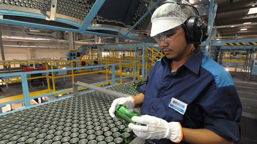 latas- alumínio - preço - emprego - brasil - fábricas - pará