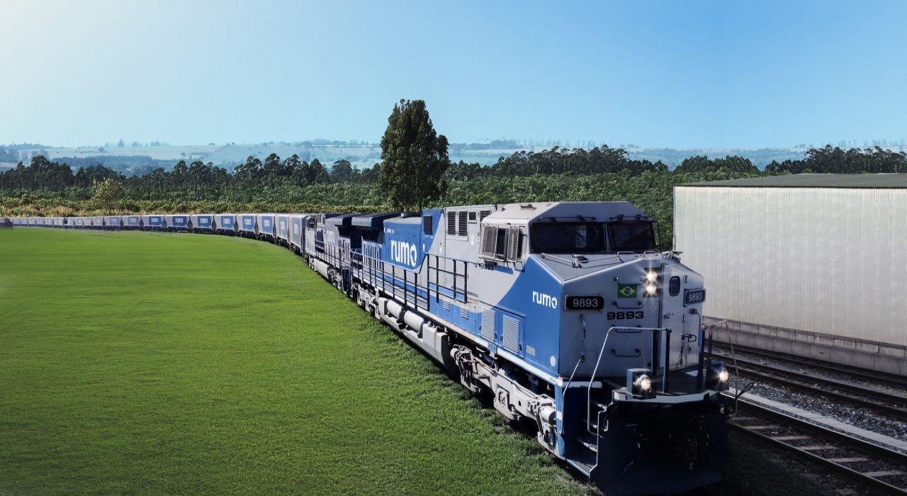 Ferrovia – construção – Mato Grosso – Rumo