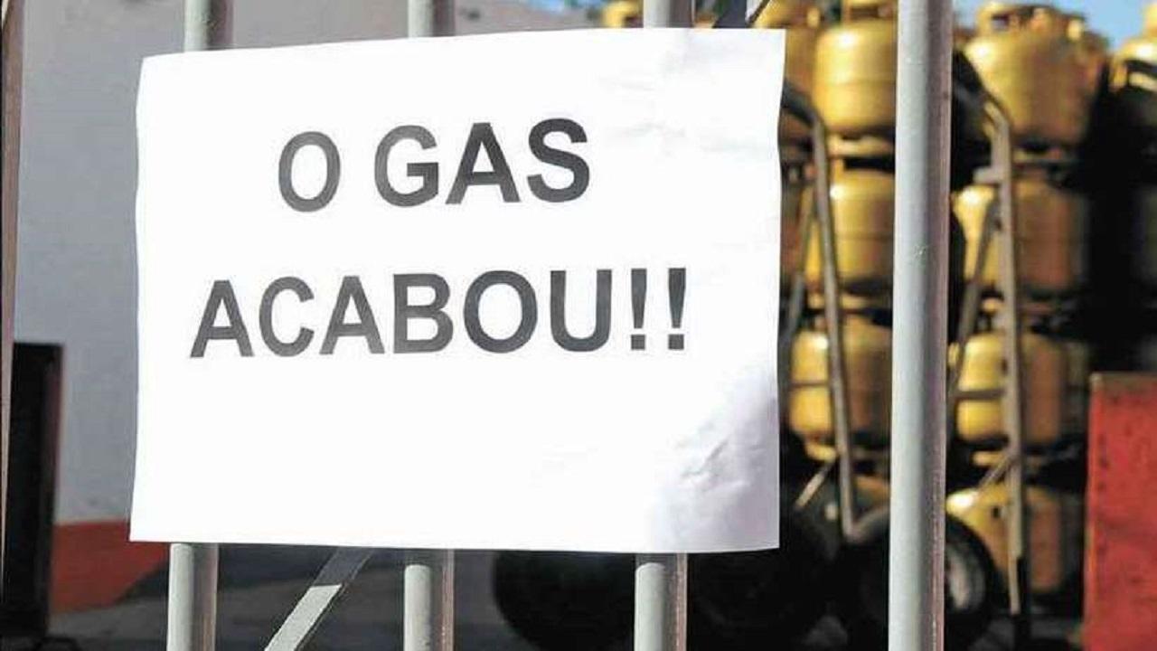 MErcado - gás de cozinha - MG - gasolina - caminhoneiros