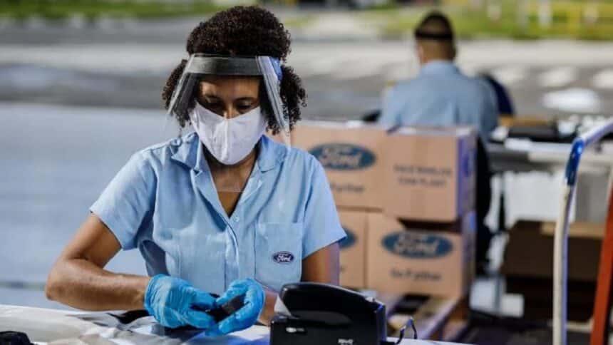 Ford - multinacional - vagas de estágio- processo seletivo - Bahia - São Paulo