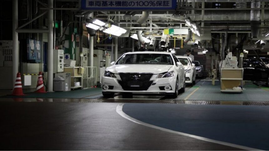 Toyota - multinacional - baterias - carros elétricos