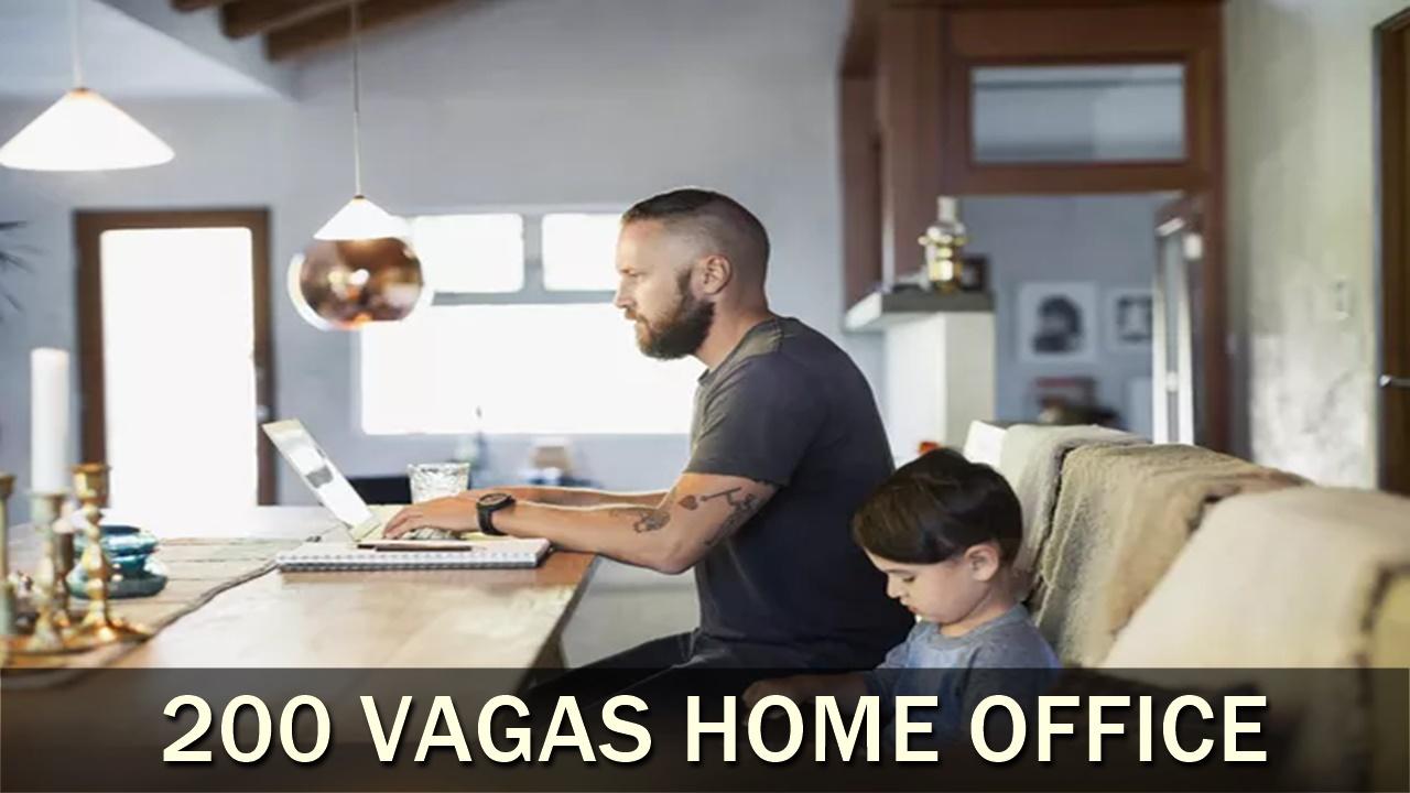 home office - vagas de emprego - trabalho remoto - sp - rj - ce - rs - trabalhar em casa - TIVIT