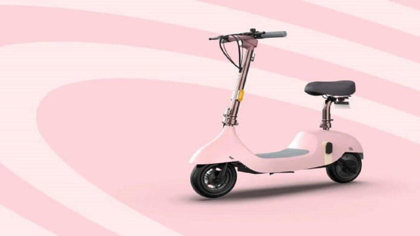 Scooter - scooter elétrica - CNH