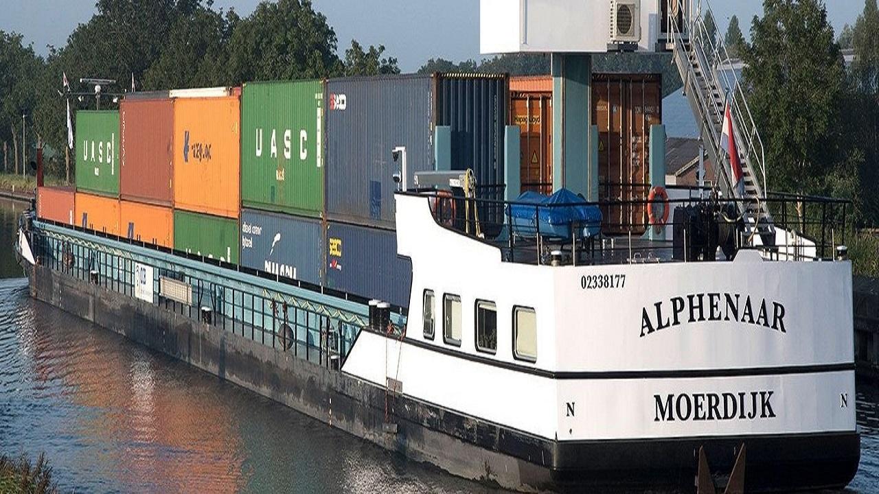 Navio - navio elétrico - Heineken - cervejas - carbono